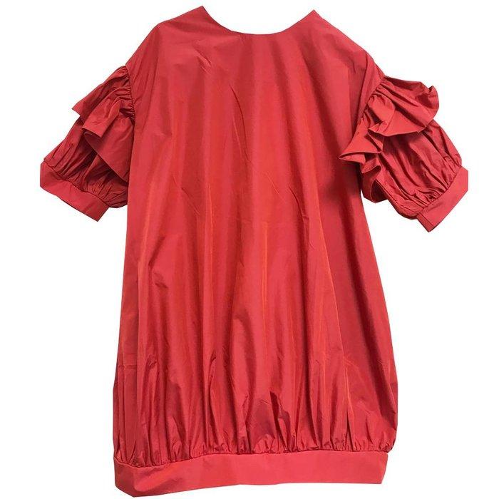 Strawberry Dress Red