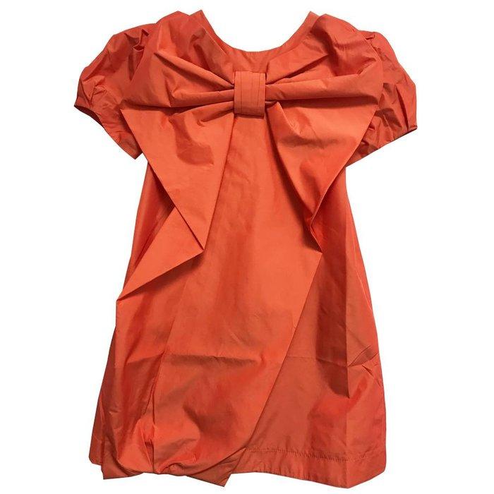 Morning Dress Orange