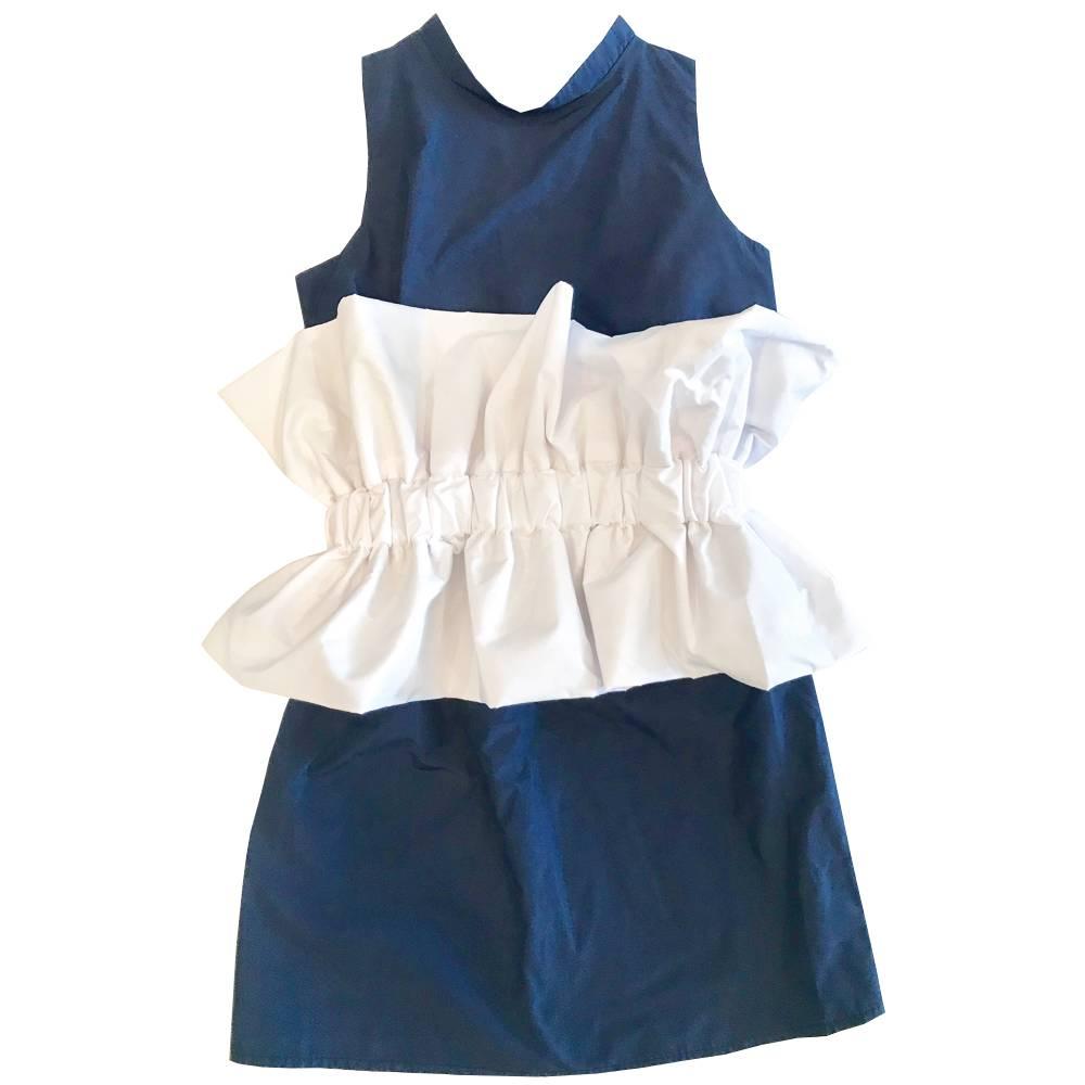 Eva Dress Blue