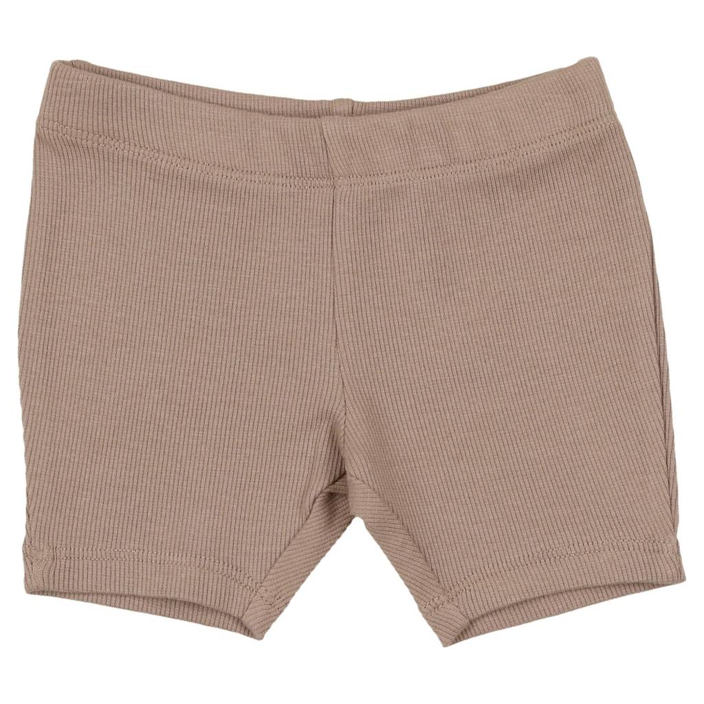 Biker Shorts Taupe