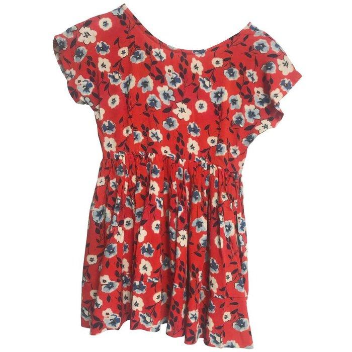 Bonnie Valentina Dress Red