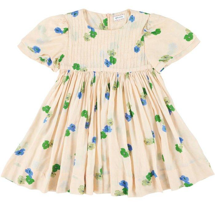 Jacky Smallfloret Dress Rose