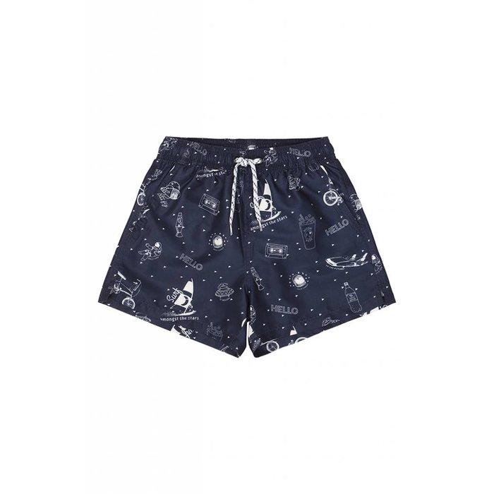 Dandy Swim Pants Dress blues/Starsurfer
