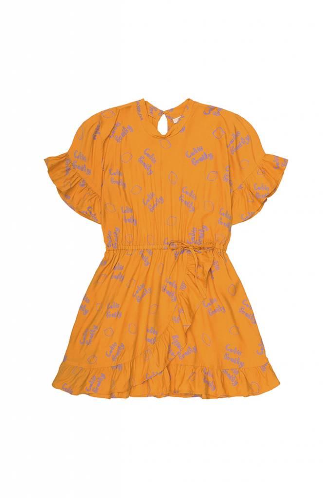 Dory Dress Sunflower /Lemon