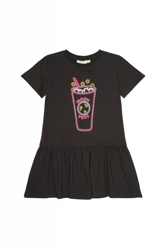 Doris Dress Peat/Neon soda