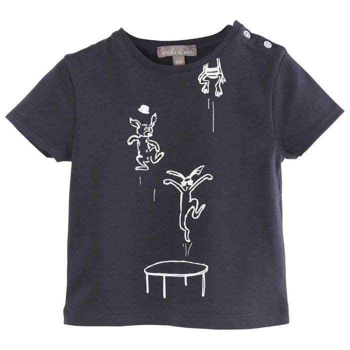 Tee Shirt Bitume Rebond