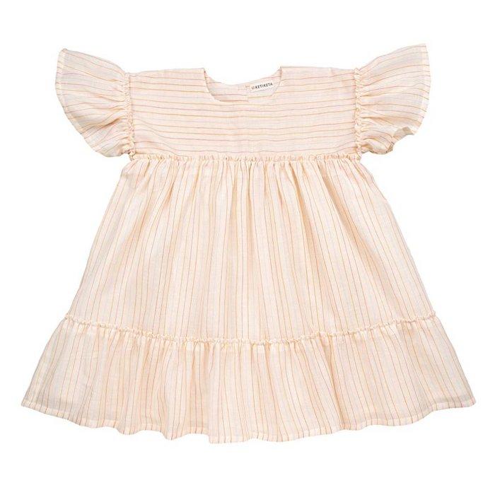 Margot Dress Multi Color Stripes