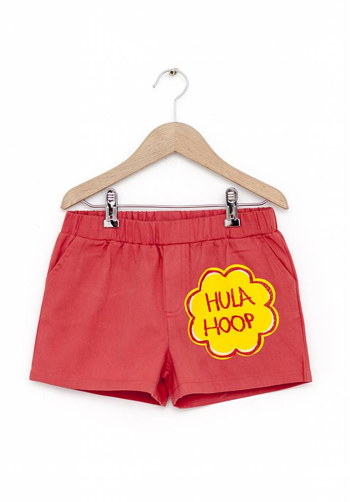 Nadadelazos Short Hula Hoop Hula - Hopscotch Kids a1289273aea5
