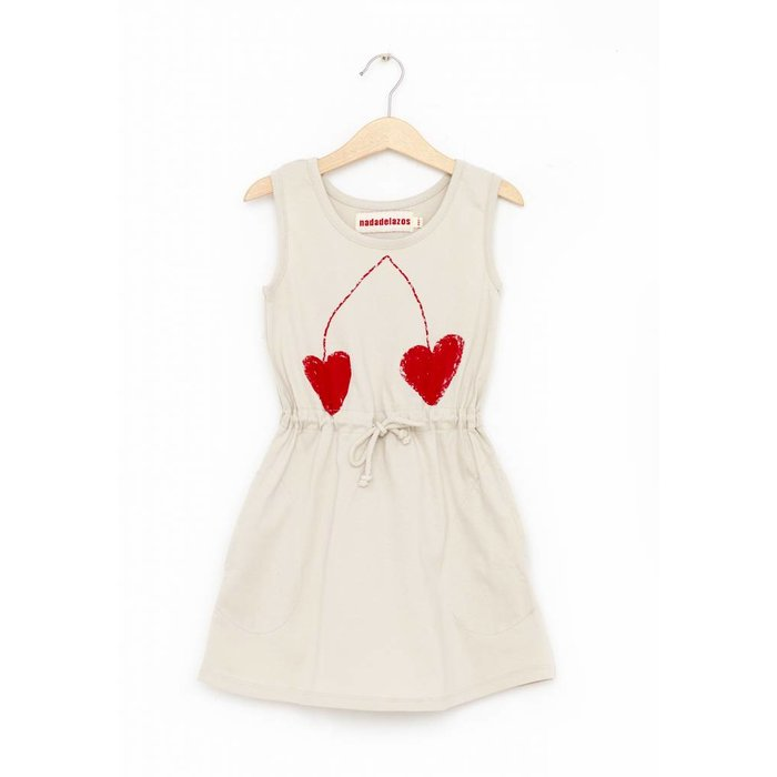 Dress Big Cherry