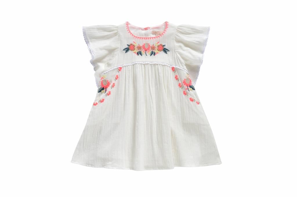 Dress Vanilla White