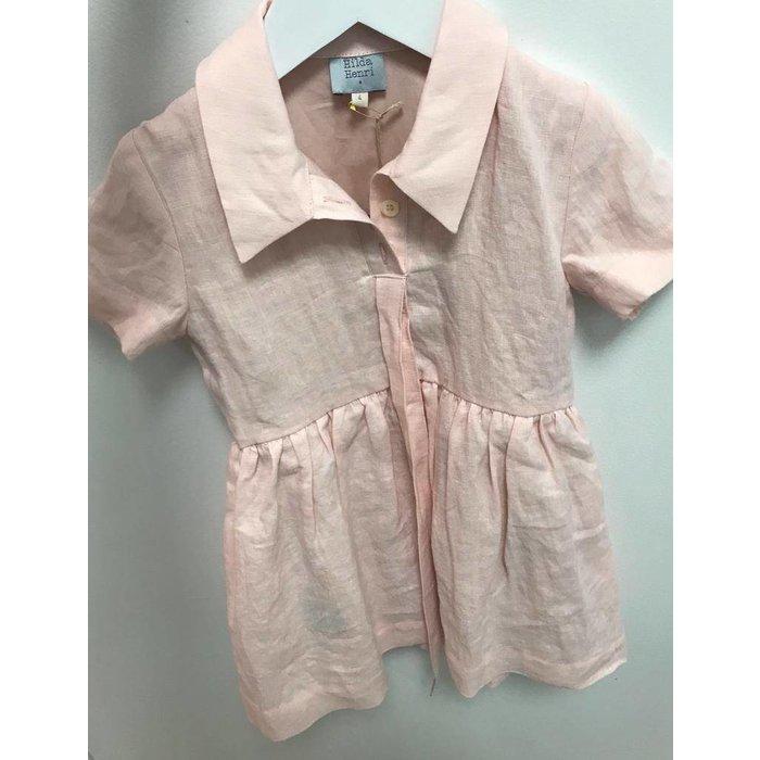 Shirt Dress Pink