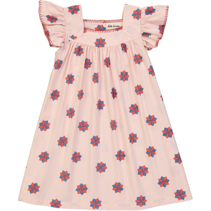 Katell Dress Etoile Blush