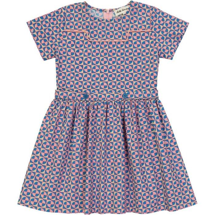 Clio Dress Goree Blue