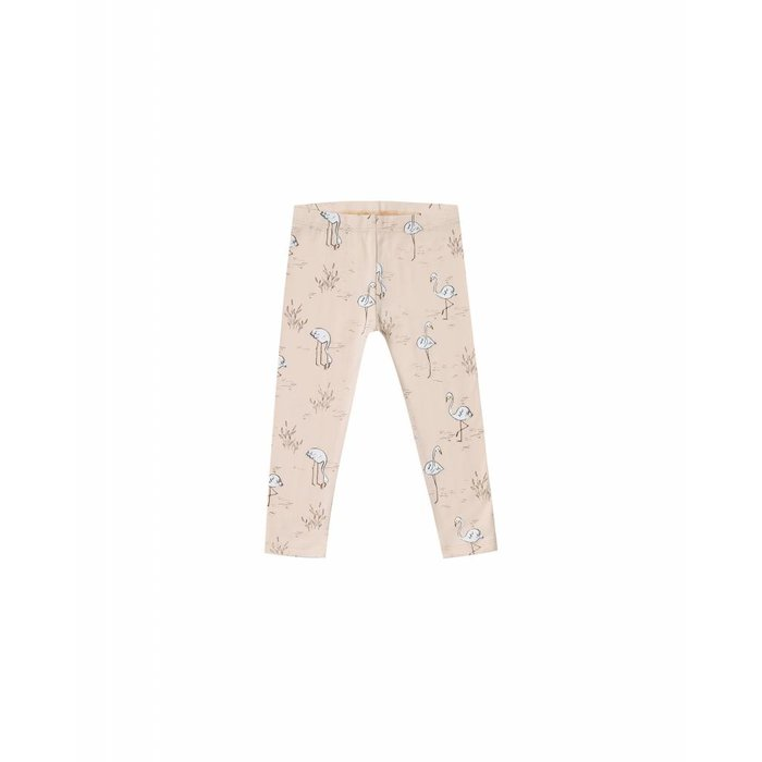Flamingo Leggings Blush