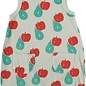 Baby Romper White/Red/Green