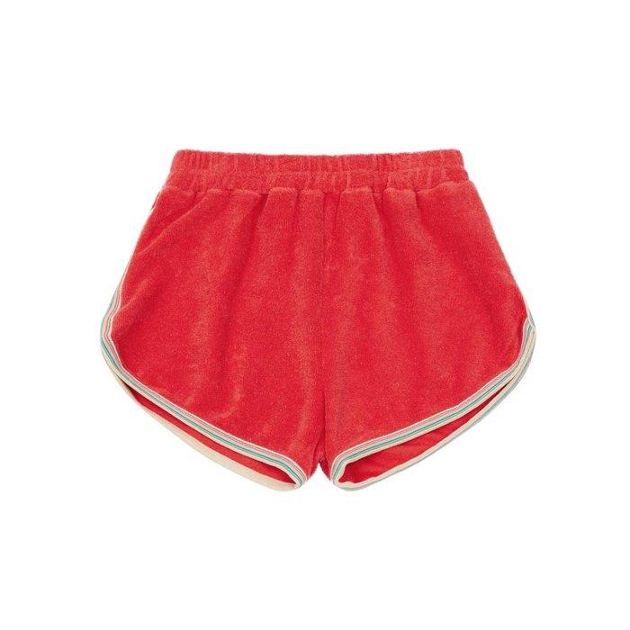 Sponge Shorts Poppy