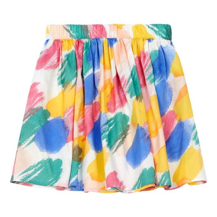 Dot Skirt Multicoloured