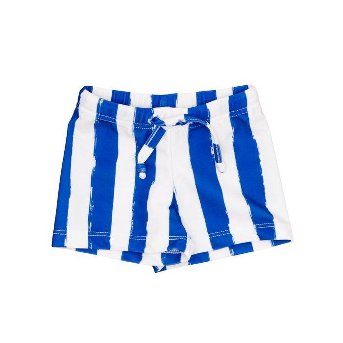 Swimshort Blue Stripes