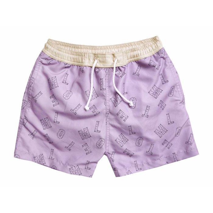 Swim Short Motel Dusty Violet