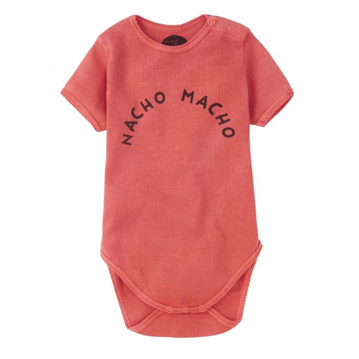 Romper Nacho Macho Red