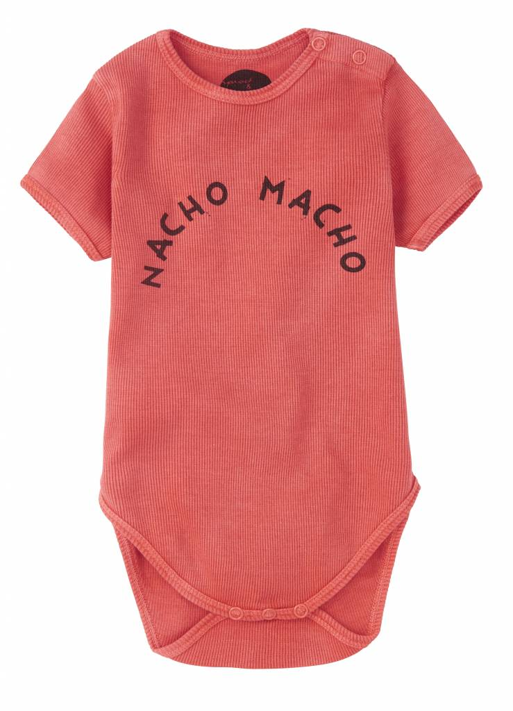 Romper Nacho Macho Red