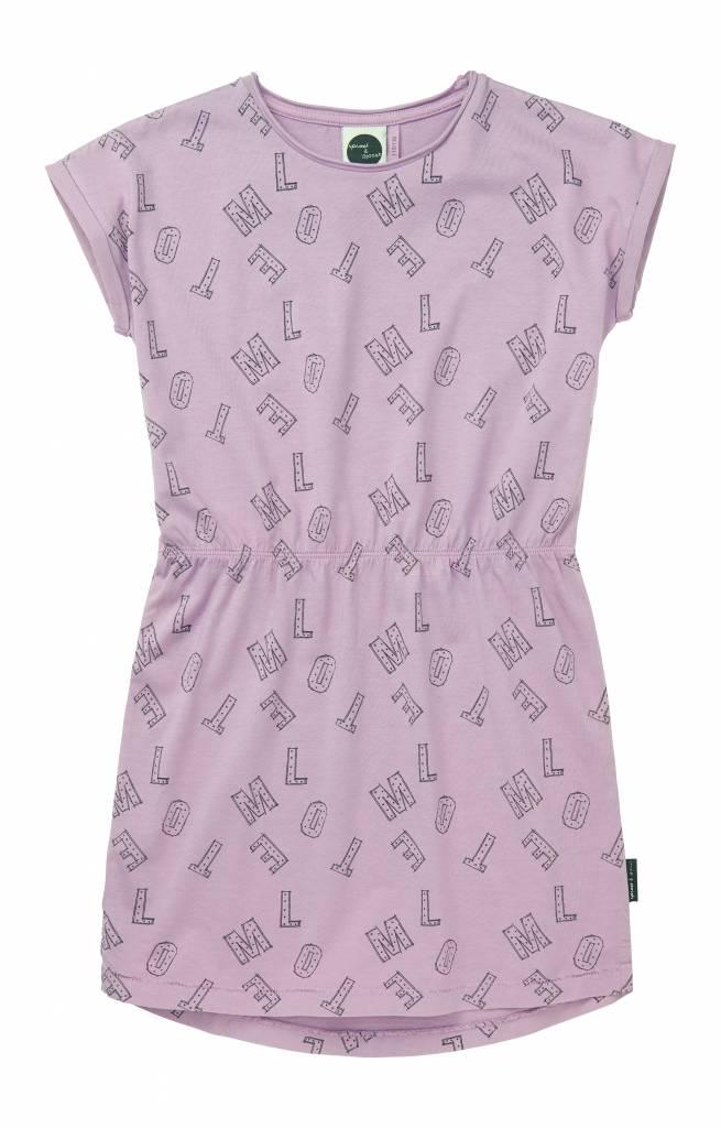 Tshirt Dress Motel Violet