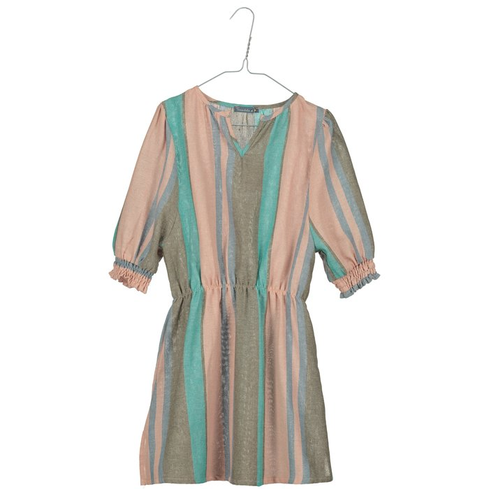 Francesa Stripe Dress