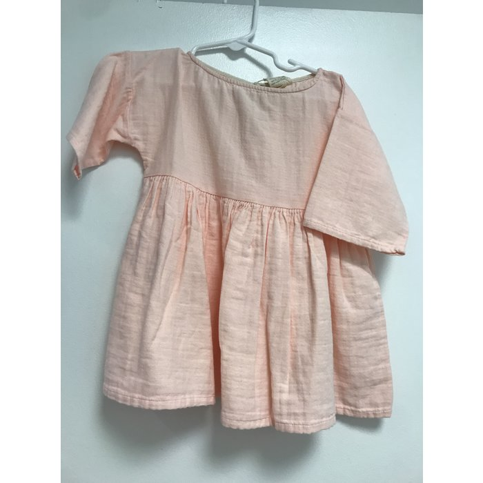 Lilu Dress Pale Pink