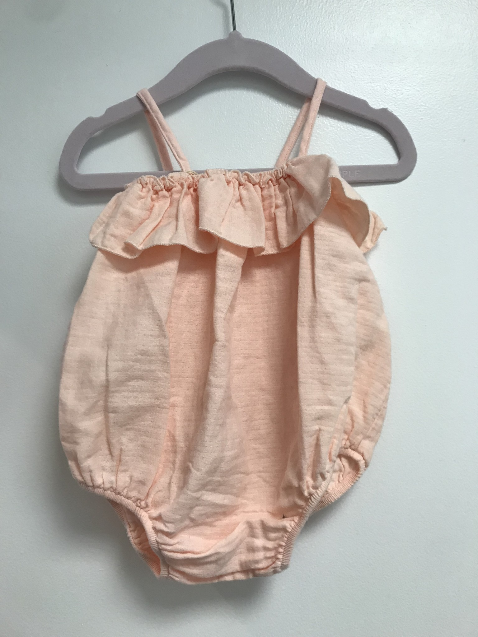 Swimsuit Pale Pink