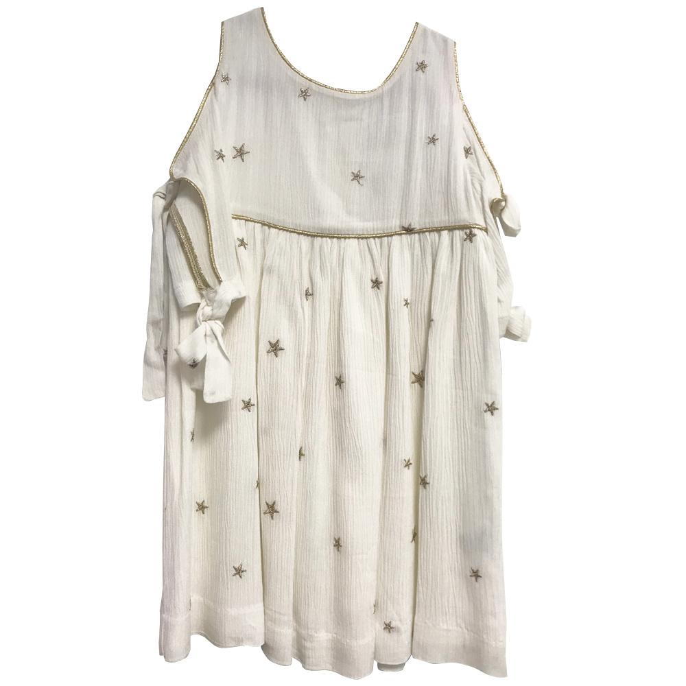 Star Print Athena Dress