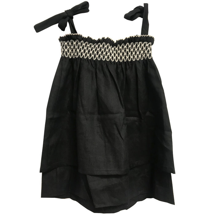 Damlis Dress Black