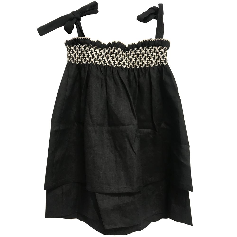 Damlis Dress Black