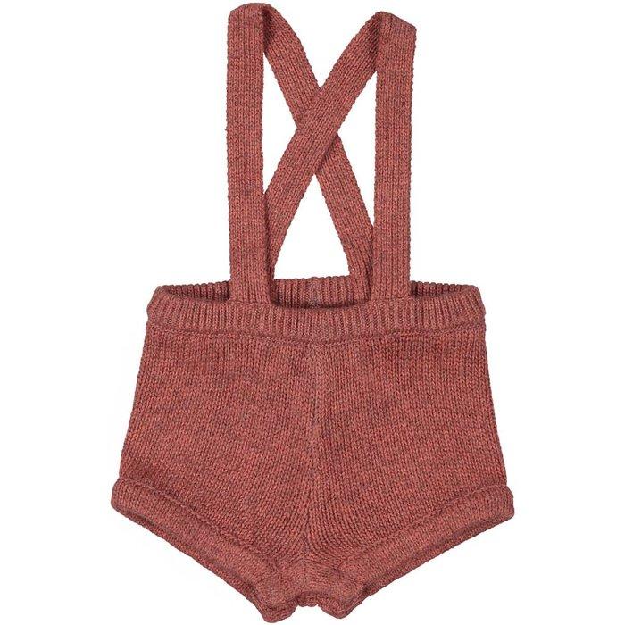 Knit Short Romper