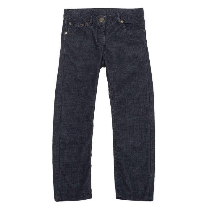 Pantalon Velours Cotele Charcoal