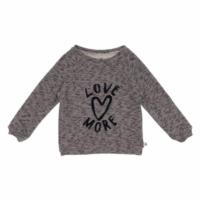 LoveSweat Grey Melange