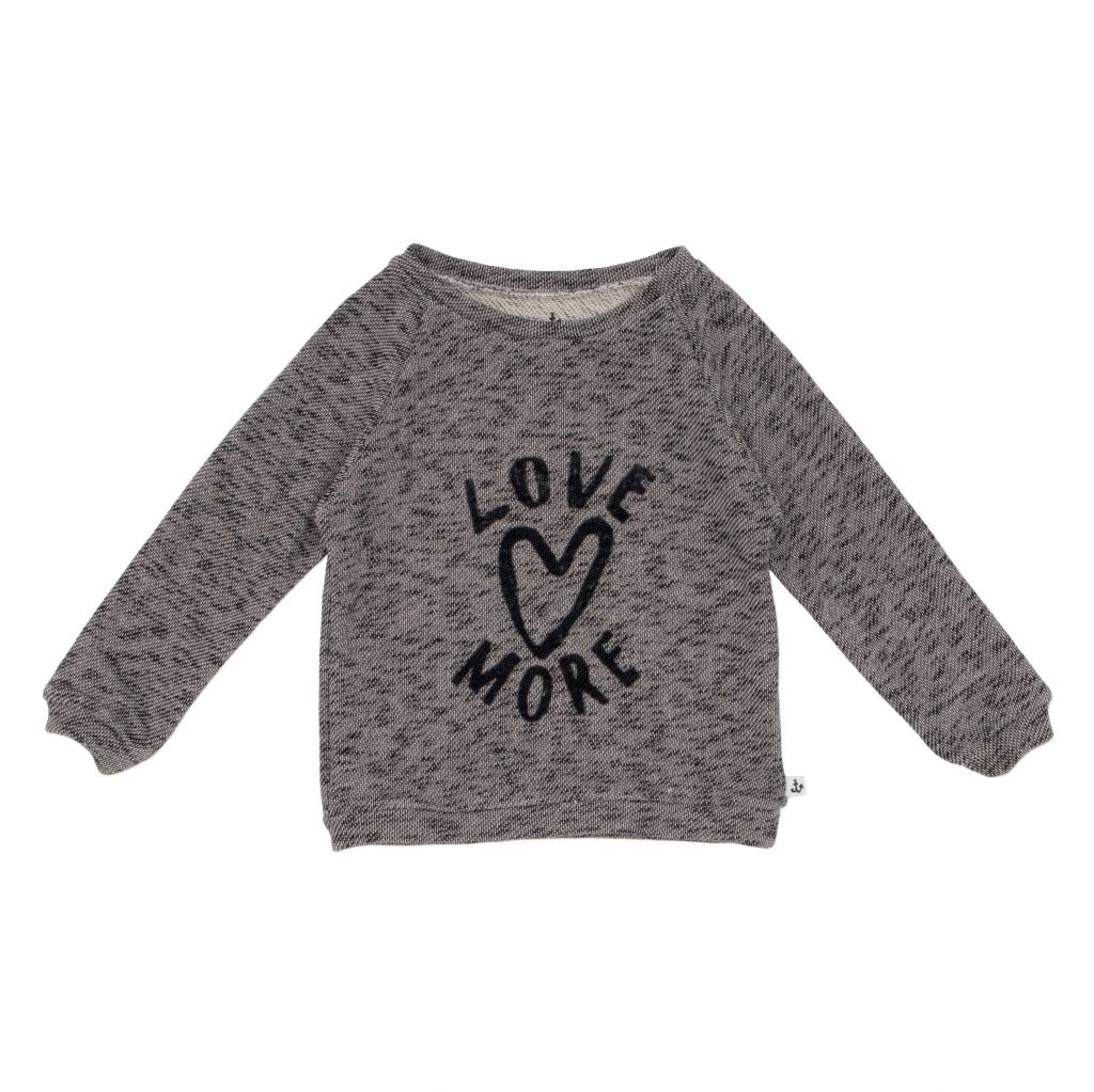 LoveSweat Grey Melange