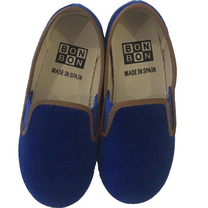 Chausson Elastique Shoes Bleu