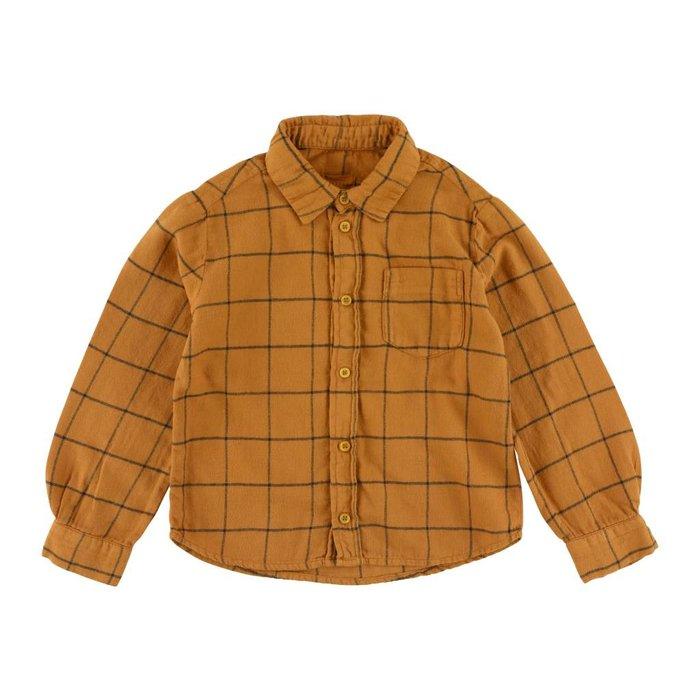 Benjamin Block shirt Nutmeg