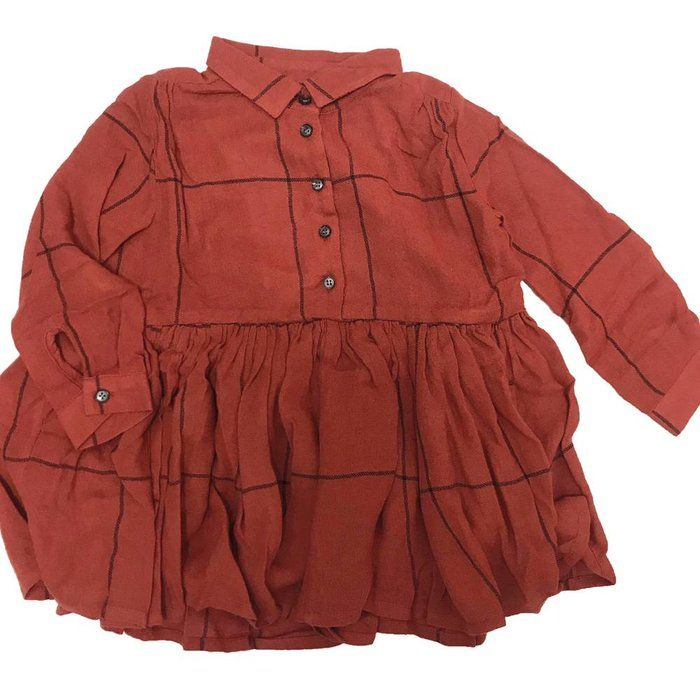 Inga Memphis Dress Red