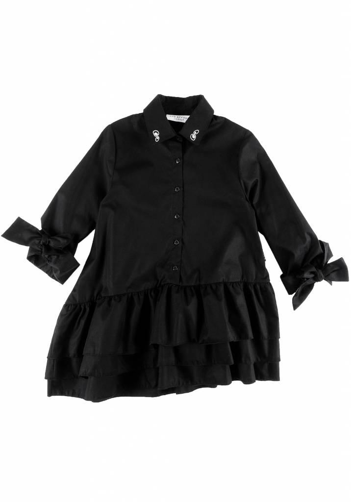 Fun Dress Loose Fit Black