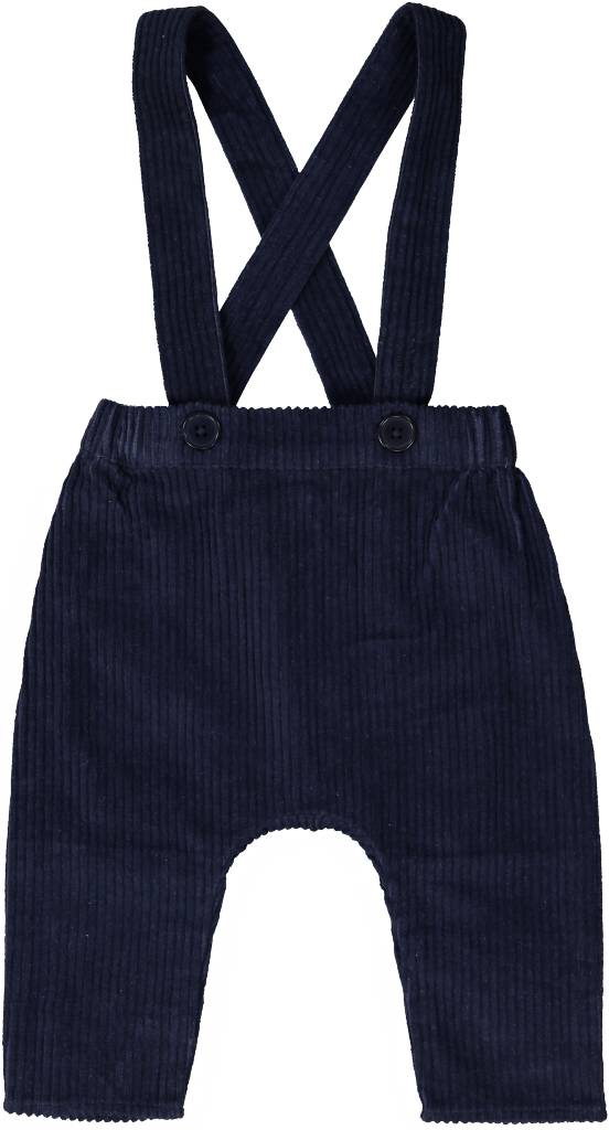 Chapi Trousers Navy