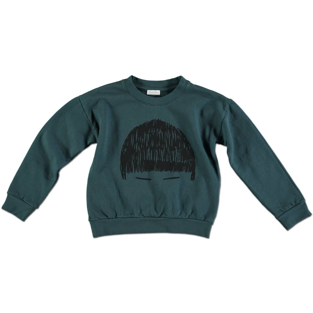 Kid Sweater Green