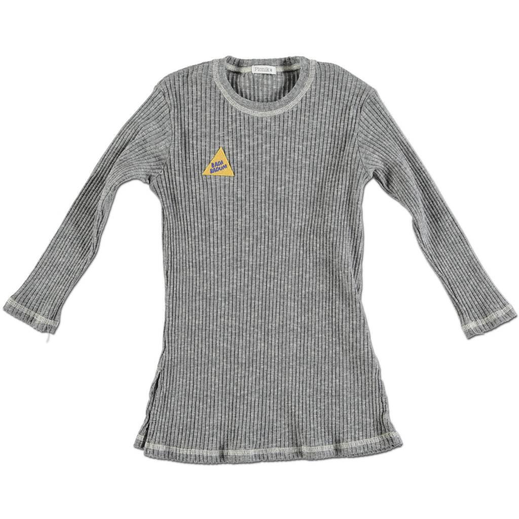Dress Grey/yellow