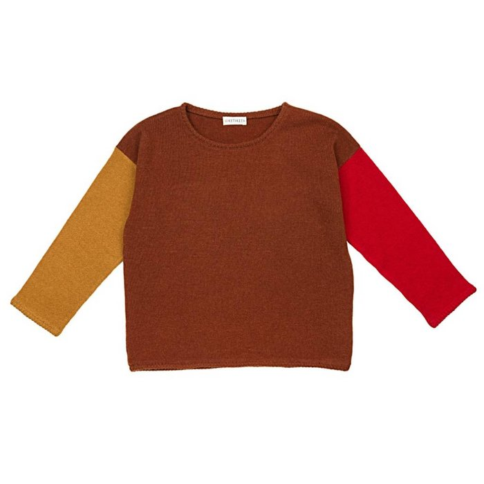 Nico Sweater Brown