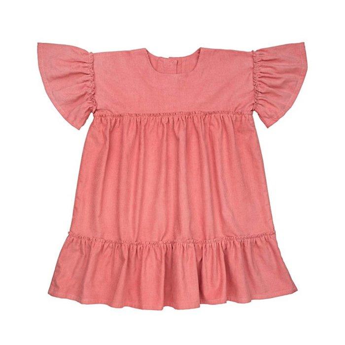 Marguerite Dress Rose
