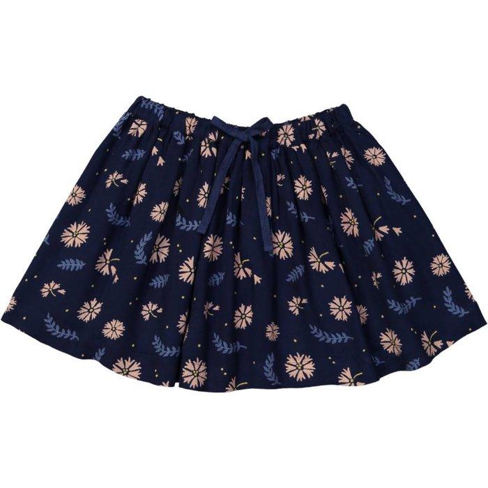 Mona Skirt Bleuet Blue