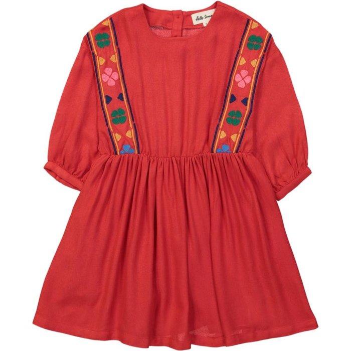 Thetis Dress Lara Red