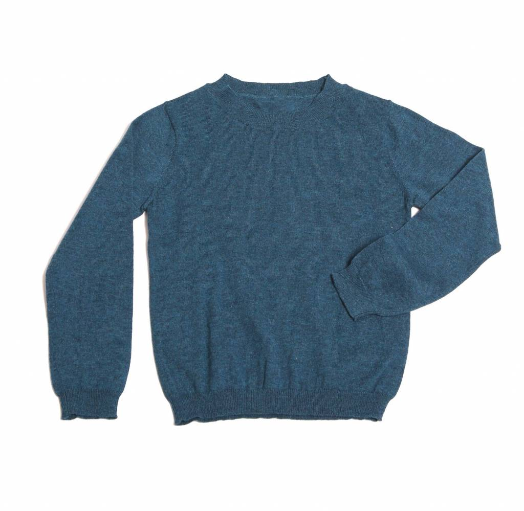 Slim Fit Crew Neck Root