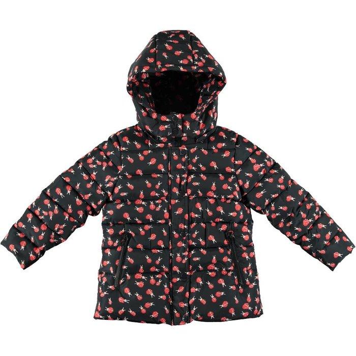 Holly Lady Bug Printed Jacket