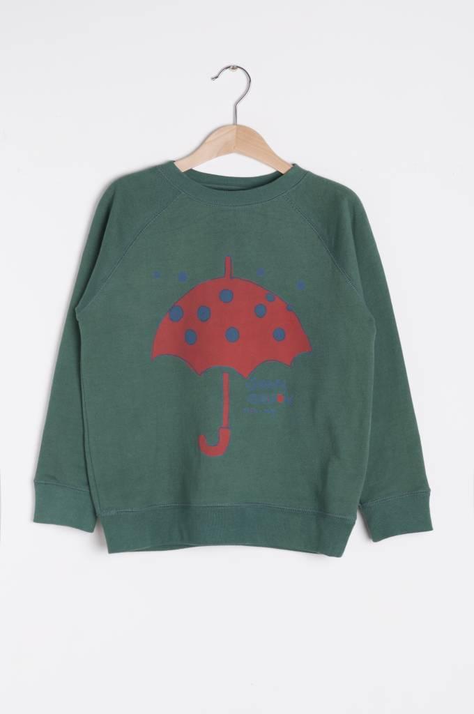 Sweatshirt Sunny Season Green